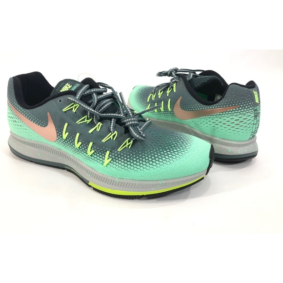 Nike Air Zoom Pegasus 33 Shield Women's Shoes NWT